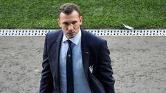 ФОТО. Андрей Шевченко будет присутствовать на матче Украина – Франция