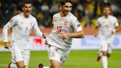 Испания – Грузия. Прогноз и анонс на матч квалификации чемпионата мира
