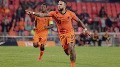 Нідерланди – Чорногорія – 4:0. Відео голів і огляд матчу