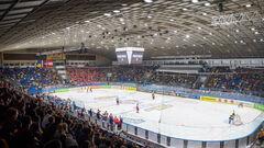 ХК Донбасс – ХК Руан Драгонс – 2:1. Текстовая трансляция матча