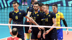 Португалия – Украина. ЧЕ-2021 по волейболу. Смотреть онлайн LIVE трансляция