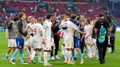 Фарерські острови — Данія — 0:1. Відео голу й огляд матчу