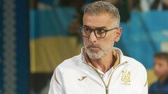 Мауро ТАССОТТИ: «Мы были готовы продолжать работать со сборной Украины»
