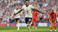 Матчі кваліфікації ЧС. Англія забила 4 голи Андоррі, дубль Лінгарда