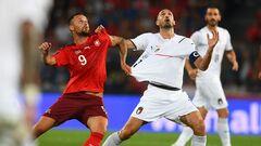 Швейцарія – Італія - 0:0. Текстова трансляція матчу