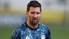 Мессі з партнерами залишив поле. Матч Бразилії і Аргентини перерваний