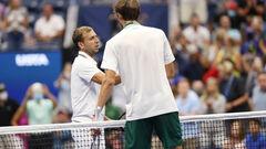 US Open. Известна первая пара четвертьфиналистов у мужчин