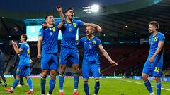 Поединок с французами стал вдвойне юбилейным для сборной Украины