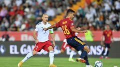 Испания – Грузия – 4:0. Видео голов и обзор матча