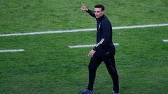 Тренер Аргентини: «Нам не повідомляли, що футболісти не можуть грати»