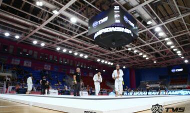 В Запорожье завершился чемпионат Украины по бразильскому джиу-джитсу
