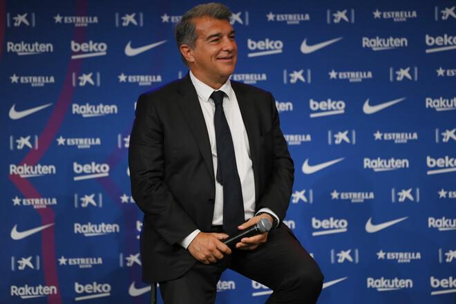 Президент Барселоны: «Куман пользуется абсолютной поддержкой клуба»