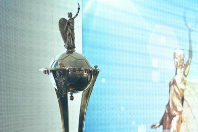 Известны даты и время начала матчей 1/16 финала Кубка Украины