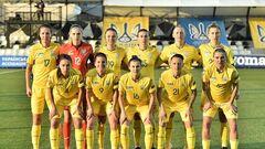 Женская сборная Украины сыграет с Турцией товарищеский матч