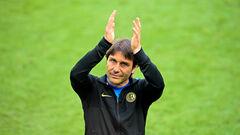 Конте согласовал контракт с Арсеналом