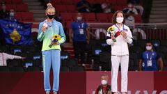 Стало известно, какие награды от города получили киевляне-призеры Олимпиады
