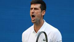 US Open. Джокович все ближе к титулу. Известны все участники 1/4 финала
