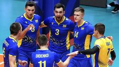 Украина - Бельгия. Прогноз и анонс на матч чемпионата Европы по волейболу