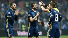Боснія і Герцеговина - Казахстан. Прогноз на матч В'ячеслава Грозного