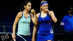 Надежда Киченок покидает парный разряд US Open
