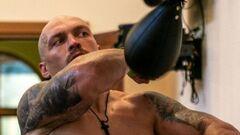 Майкл ХАНТЕР: «Усик победит Джошуа, он просто лучший боксер»