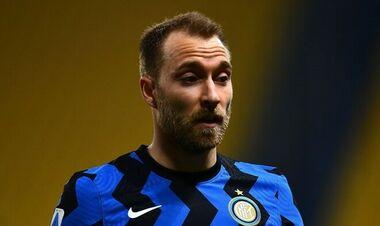 Эриксен вернулся в Милан и в течение месяца начнет тренировки