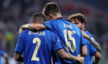 Хто зупинить Італію? Збірна не програє 37 матчів
