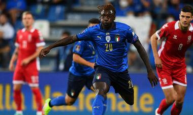 Італія — Литва — 5:0. Відео голів та огляд матчу