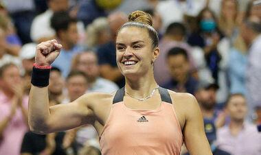 Саккари обыграла Плишкову и вышла в полуфинал US Open