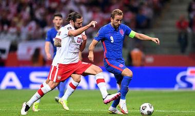 Польша — Англия — 1:1. Видео голов и обзор матча