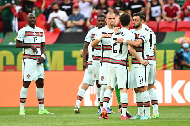 Португалия без Роналду разгромила Азербайджан в отборе на ЧМ-2022