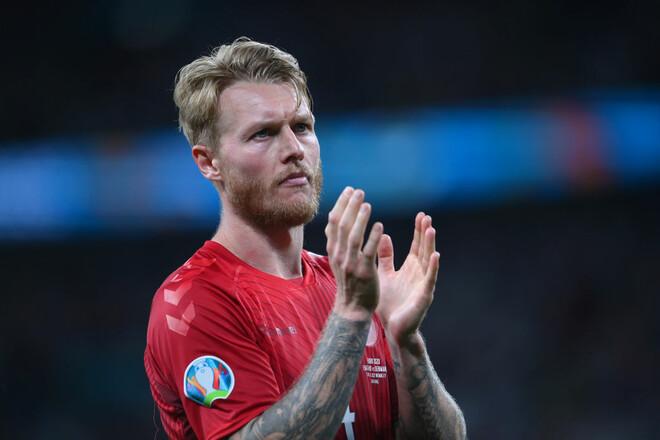 Группа F. Дания разгромила Израиль, победа Шотландии