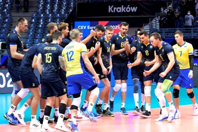 Польша - Украина. Прогноз и анонс на матч чемпионата Европы по волейболу