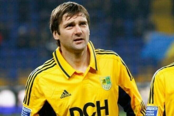 Олег ШЕЛАЕВ: «Играть за Волчанск мне предложил Березовчук»
