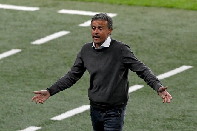Луис ЭНРИКЕ: «Гвардиола в сборной Испании – было бы идеально»