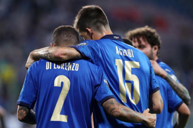 Кто остановит Италию? Сборная не проигрывает 37 матчей