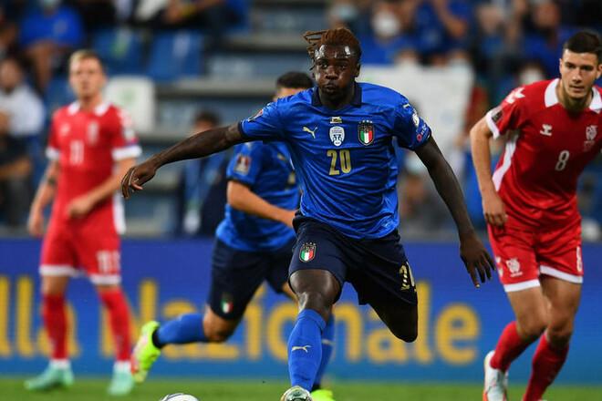Италия — Литва — 5:0. Видео голов и обзор матча