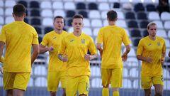 Україна U-21 – Вірменія U-21 – 2:1. Шедевр Мудрика. Відео голів і огляд гри