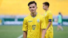 ВІДЕО. Криськів відкрив рахунок, але Вірменія забила гол у роздягальню