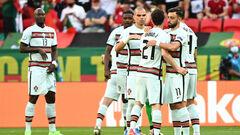 Португалія без Роналду розгромила Азербайджан у відборі на ЧС-2022