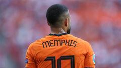 Депай повторив рекорд Клюйверта по голах за збірну Нідерландів