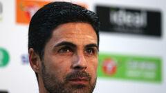 Руководство Арсенала дало Артете три матча на исправление результатов