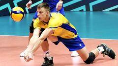 Украинцы в трех сетах уступили сборной Польши