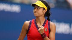 Выбила олимпийскую чемпионку. 18-летняя Радукану – в полуфинале US Open
