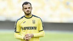 Булеца и Кочергин дебютировали в составе сборной Украины