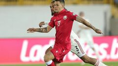 Беларусь — Бельгия — 0:1. Видео гола и обзор матча