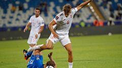 Косово — Іспанія — 0:2. Відео голів та огляд матчу