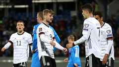 Ісландія — Німеччина — 0:4. Відео голів та огляд матчу