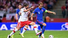 Польща — Англія — 1:1. Відео голів та огляд матчу