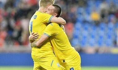 Збірна України повторила особистий антирекорд